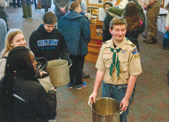 Welcome Boy Scout Troop 254!