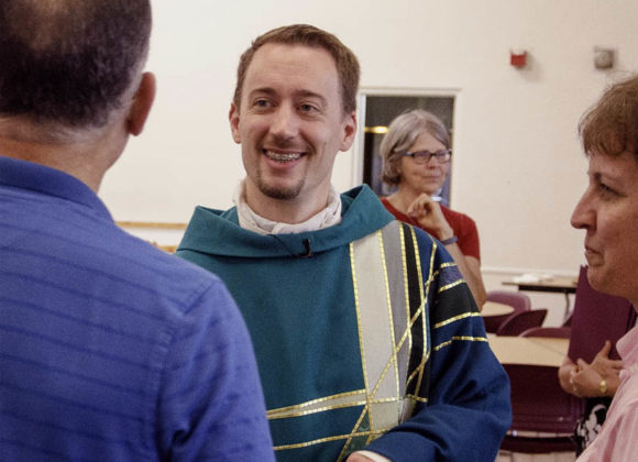Meet Father Marc Paveglio