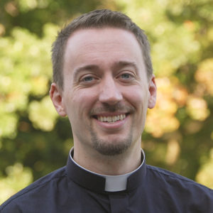 Father Marc Paveglio