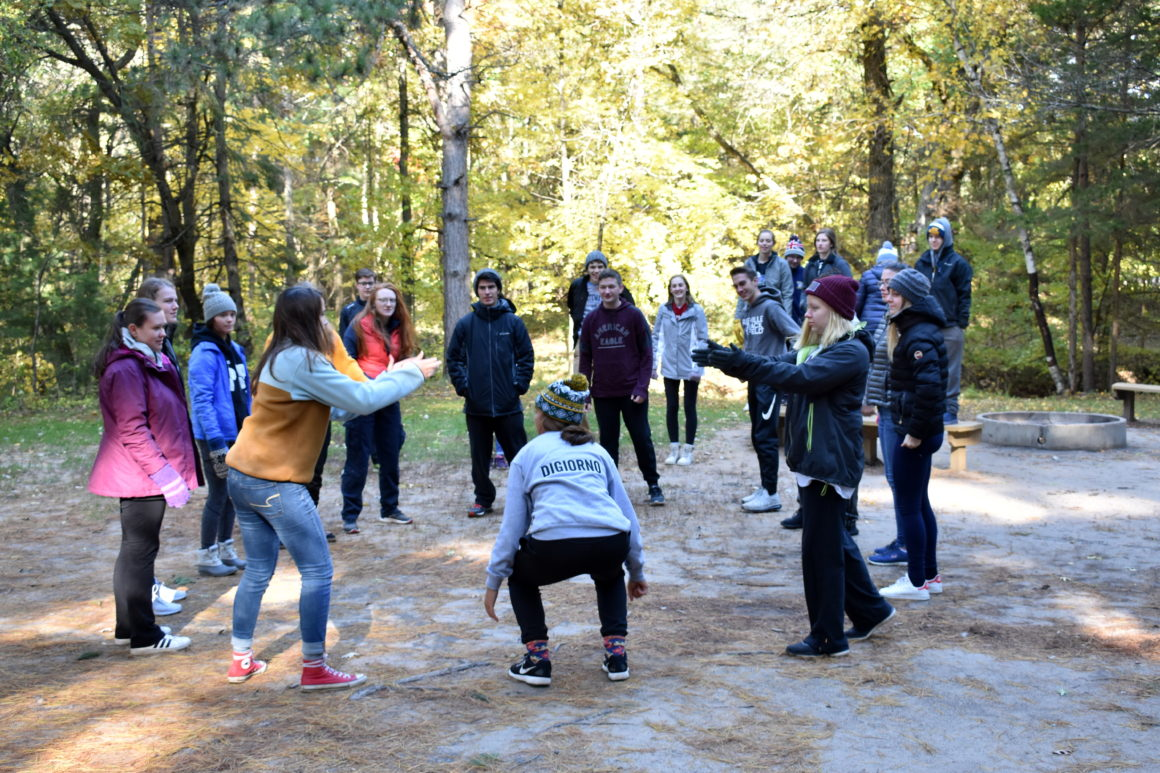 Fall Confirmation Retreat