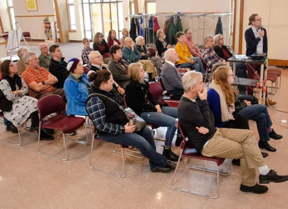 Church Community Explores Youth Homelessness