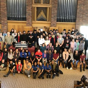 Interfaith Youth Day of Service 2019