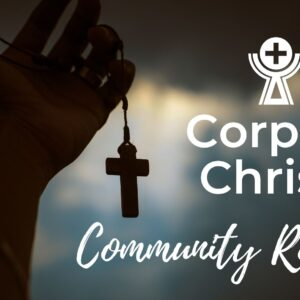 October Community Rosary