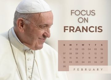 February Focus on Francis