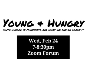 Youth Hunger Forum